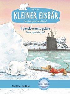 Beer, H: Kleiner Eisbär - Lars/Dt.-Italienisch
