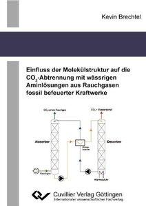 Einfluss der Molekülstruktur auf die CO2-Abtrennung mit wässrige