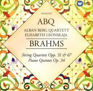 Streichquartette op.57 & 61/Klavierquintett
