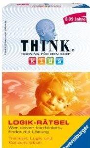 Think® Kids Logik. Logik-Rätsel