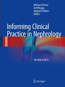 Informing Clinical Practice in Nephrology