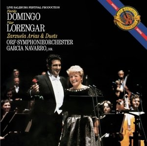 Placido Domingo: Zarzuela Arias & Duets