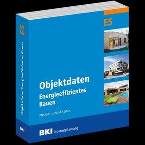 BKI Objektdaten - E5 Energieeffizientes Bauen
