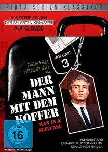 Der Mann mit dem Koffer-Vol. 3