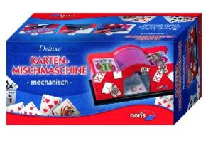 Karten-Mischmaschine mechanisch