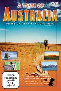 A Taste Of Australia-DVD