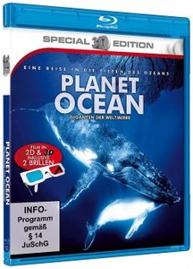 Planet Ocean-Giganten der Weltmeere (3D-SE)