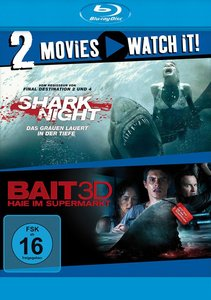 Shark Night/Bait 3D