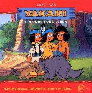 """Yakari 05 """"Freunde fürs Leben"""""""