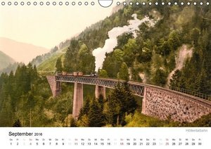 Eine Reise durch das Deutsche Kaiserreich (Wandkalender 2016 DIN