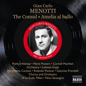 The Consul/Amelia Al Ballo