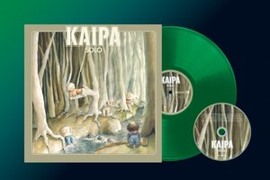 Solo (Limited Edition green Vinyl+CD)
