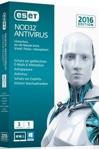 ESET NOD32 Antivirus 2016 Edition 3 User. Für Windows XP/Vista/7