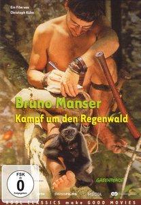 Bruno Manser-Kampf um den Regenwald