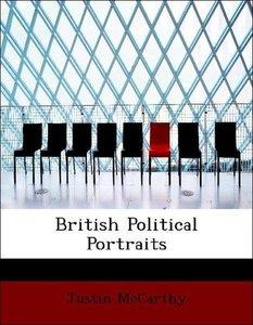 British Political Portraits