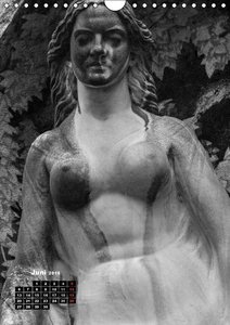 Eros und Verlangen in der Grabplastik (Wandkalender 2016 DIN A4