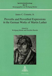Proverbs and Proverbial Expressions in the German Works of Marti