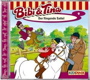 Bibi und Tina 09. Der fliegende Sattel