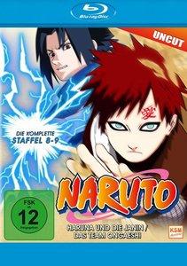 Naruto - Staffel 8 & 9: Haruna und die Janin / Das Team Ongaeshi