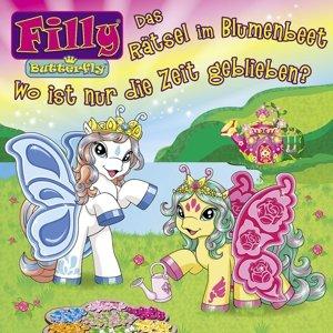 Filly 01: Rätsel im Blumenbeet / Wo ist die Zeit geblieben?