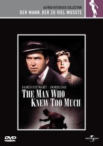 Alfred Hitchcock Collection - Der Mann, der zu viel wusste