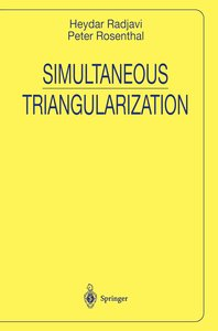 Simultaneous Triangularization