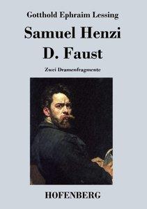 Samuel Henzi / D. Faust
