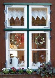 Fenêtres Tape-à-l'oeil (Livre poster DIN A4 vertical)