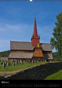 Ergler, A: Norwegen (Wandkalender 2015 DIN A2 hoch)