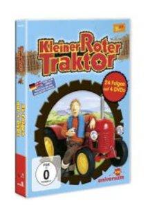Kleiner roter Traktor Box (DVD 1-4)