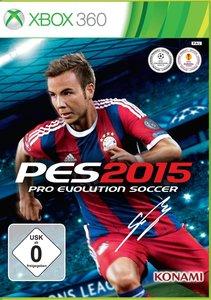 PES 2015 - PRO EVOLUTION SOCCER