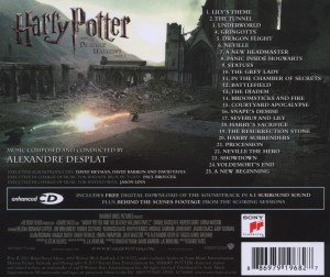 OST/Harry Potter und die Heiligtümer des Todes II