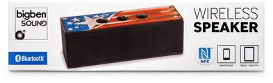 Bluetooth-Lautsprecher BT01, USA - zum Schließen ins Bild klicken