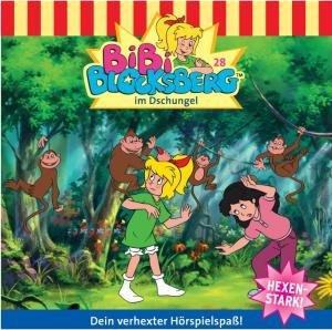 Bibi Blocksberg 28 ... im Dschungel