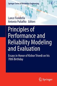 Principles of Performance and Reliability Modeling and Evaluatio