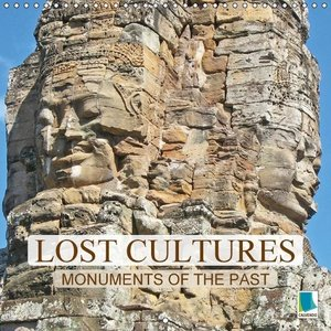 Lost cultures - Monuments of the past (Wall Calendar 2015 300 ×