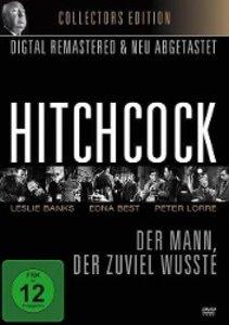 Der Mann,Der Zuviel Wusste (A.Hitchcock Collecto