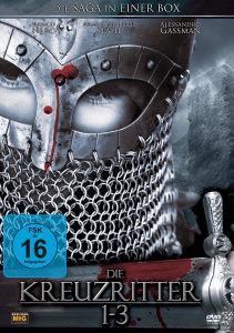 Die Kreuzritter-Trilogie-Limited Edition (DVD)