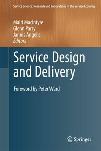 Service Design and Delivery
