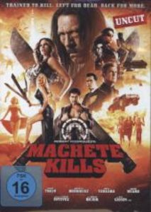 Machete Kills - Uncut