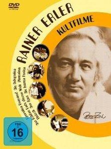 Rainer Erler Kultfilme (DVD)
