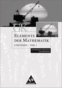 Elemente der Mathematik SII - Ausgabe 2004 für Rheinland-Pfalz