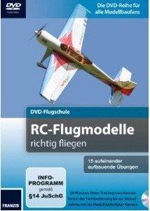 DVD-Flugschule für Einsteiger: RC-Flugmodelle richtig fliegen