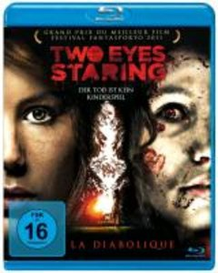 Two Eyes Staring (Blu-ray)