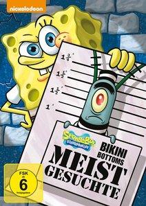 SpongeBob Schwammkopf - Bikini Bottoms Most Wanted