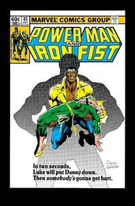 Power Man & Iron Fist Epic Collection: Revenge!