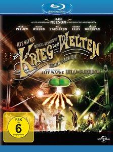 Jeff Waynes Musical-Version von Der Krieg der Welten - The New G
