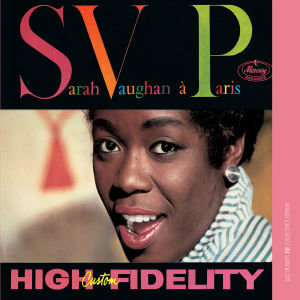 Sarah Vaughan A Paris