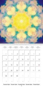 Mandalas Florales (Calendrier mural 2016 300 × 300 mm Square)