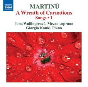 A Wreath of Carnation-Lieder Vol.1